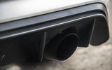 Ford Focus RS Mountune M520 2020 UK first drive review - exhausts