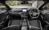 10 Ford Focus ST Edition 2021 UK FD cabin
