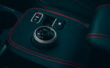 Ford Mustang Mach E 2021 UK first drive review -  gear selector