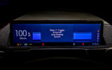 10 Ford Mustang Mach E 2021 UK first drive review instruments