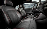 Ford Puma 2020 first drive review - cabin