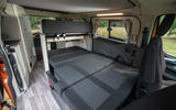 10 Ford Transit Nugget 2021 UK FD bed