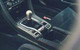 10 Honda Civic Type R Sportsline 2021 UK FD centre console