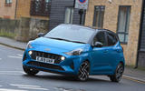 Hyundai i10 2020 UK first drive review - static