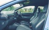 10 Hyundai i20N 2021 RHD UK FD cabin