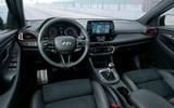 Hyundai i30 Fastback N 2019 first drive review - dashboard