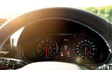 10 Hyundai i30N DCT 2021 UK FD instruments