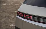 10 Hyundai Ioniq 5 2021 FD Norway plates rear lights