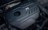 10 Hyundai Kona N 2021 UK LHD FD engine