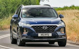 Hyundai Santa Fe 2018 UK first drive review - on the road front