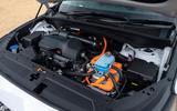 10 Hyundai Santa Fe PHEV 2021 UK FD engine