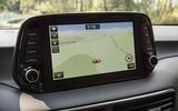 Hyundai Tucson 2.0 CRDI 48v 2018 first drive review satnav