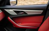 10 Jaguar F Pace 2021 UK first drive review door cards