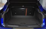 Jaguar I-Pace EV400 UK first drive review boot