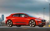 Jaguar I-Pace - static front