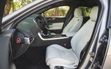 Jaguar XE P300 2019 UK first drive review - cabin