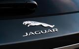 10 Jaguar XF Sportbrake P250 2021 UK review rear badge