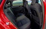 Kia Ceed GT 2019 first drive review - rear seats