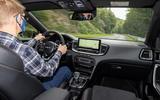 10 Kia Ceed GT Line 2021 facelift first drive JA driving