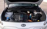 10 Kia e Niro 39kWh 2021 UK first drive review motor