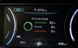 Kia Niro EV 2019 first drive review driving style