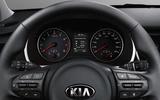 Kia Rio 2020 - steering wheel