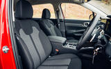 10  Kia Sorento PHEV 2021 UK first drive review cabin