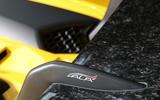 Lamborghini Huracan Performante Spyder 2018 UK review spoiler badges