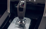 Land Rover Discovery Sport P200 2019 UK first drive review - gearstick