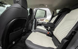 Land Rover Discovery Sport P300 PHEV 2020 UK first drive review - rear seats