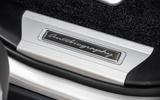 Land Rover Range Rover D350 mild hybrid 2020 UK first drive review - kick plates
