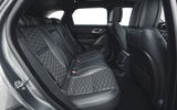 Land Rover Range Rover Velar SVAutobiography 2019 first drive review - rear seats