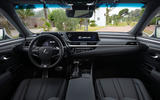Lexus ES 2019 first drive review - cabin