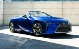Lexus LC 500 Convertible Regatta Edition