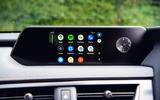 10 Lexus UX300e 2021 UK first drive review infotainment