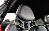 Litchfield Porsche 911 Carrera T 2018 first drive review - seats