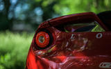 Lotus evora GT410 2020 UK first drive review - rear lights