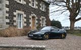 Lotus Evora GT410 Sport 2018 UK review static house