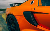 10 Lotus Exige final edition 2021 UK FD side intakes