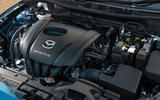 Mazda 2 Sport Nav 2020 UK first drive review - engine