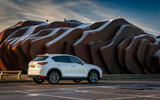 10 Mazda CX 5 2021 UK first drive review static
