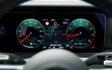 10 Mercedes AMG E52 2021 UK first drive review instruments