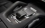 Mercedes-AMG GLE 53 2020 UK first drive review - centre console