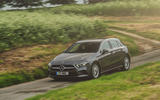 Mercedes-Benz A-Class A180 SE 2019 first drive review - front