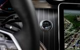 10 Mercedes Benz C Class C300e 2021 review start button
