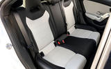 Mercedes-Benz CLA 2019 first drive review - rear seats