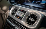 Mercedes-Benz G400d 2019 first drive review - 4WD controls
