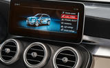 Mercedes-Benz GLC F-Cell 2019 first drive review - infotainment