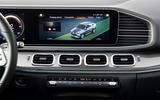 Mercedes-Benz GLE 350de 2020 first drive review - infotainment