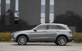Mercedes-Benz GLE 350de 2020 first drive review - static side